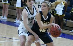 Girls' basketball team overcomes slow start