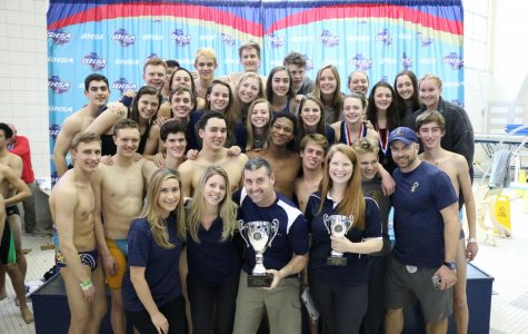 Swim and dive teams deliver championship performances at the state meet