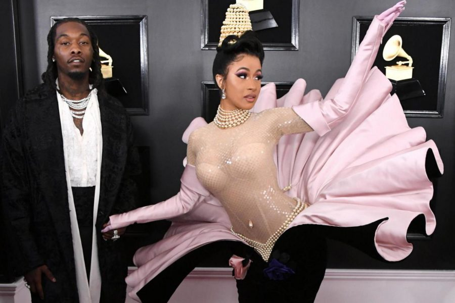 Cardi B winning the Grammys is not the end of the world