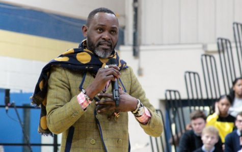 Black History Assembly features music, dance, poetry, and an inspirational guest speaker