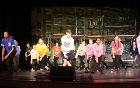 "Spring musical ""Newsies"" opens tonight"