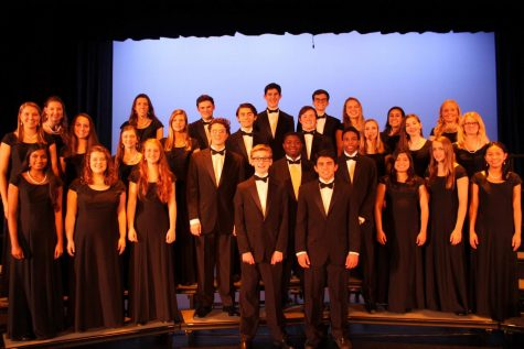 "Men's and women's vocal ensembles earn ""Superior"" rating at LGPE"