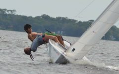 Come Sail Away: Senior William Kibler continues family tradition as a competitive sailor