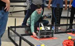 Senior RoboLions go out on a high note after starting program three years ago