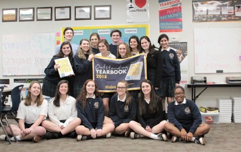 Yearbook staff earns national recognition