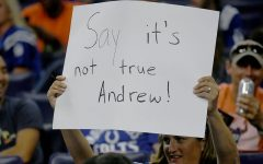 Colts fans receive backlash for how they handled news of Andrew Luck's retirement, but were they justified?