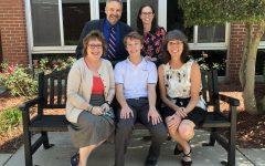 Senior Witt Hollensbe earns NCTE award