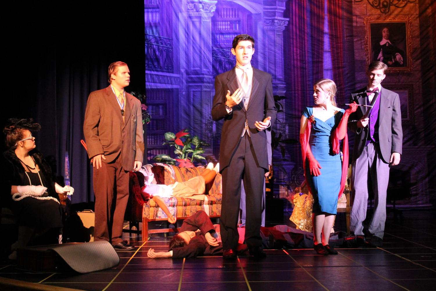 The Pius Players will perform their fall show,