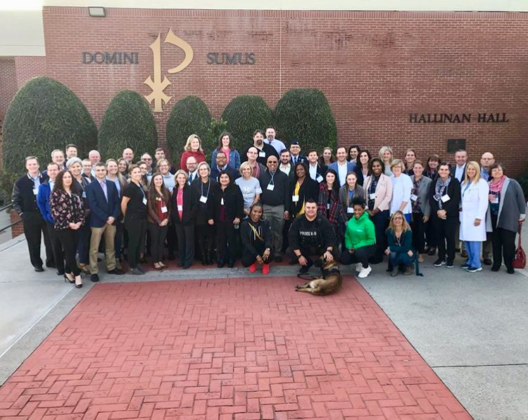 More than 50 professionals from various career fields spoke to students on Friday, November 8 for Career Day.