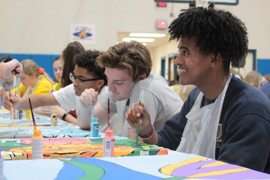 Photo Gallery: Foundation for Hospital Art Service Project