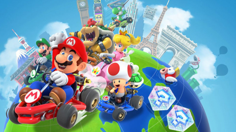 MarioKart Tour burns out in the App Store