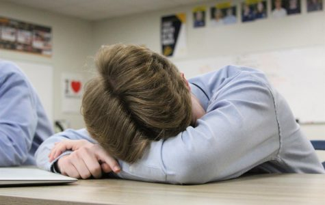 Trying not to fall asleep in class is a common battle for many high school students. Our poor sleep habits may be even more detrimental to our long-term health than we realize.