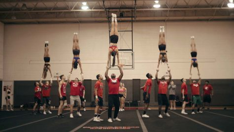 """Cheer"" is a popular documentary series that gives an inside look at the competitive cheerleading program at Navarro College in Texas. If you haven"