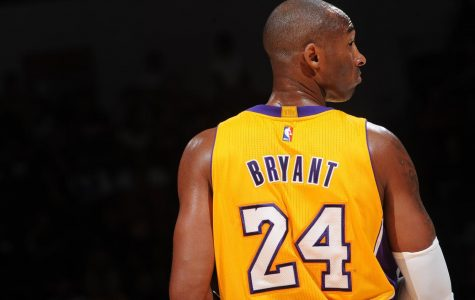 Kobe Bryant's basketball career included 1 MVP Award, 18 All-Star selections, 5 NBA Championships, 2 Olympic gold medals. He also won an Oscar for his 2017 animated short film