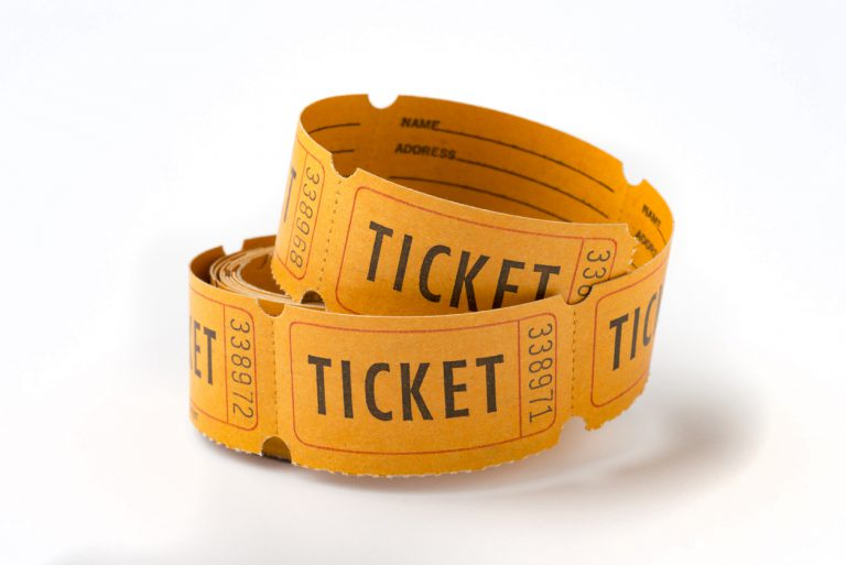 SPX raffle tickets on sale this week