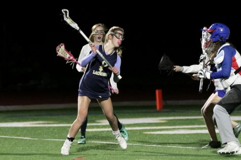 Girls lax program on the rise despite coaching carousel