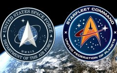 The formation of the Space Force officially began in December 2019 when President Trump signed into law the National Defense Authorization Act. While this newest branch of the military is exciting, what's gotten even more attention is the Space Force's logo, which many have compared to the one from Star Trek.