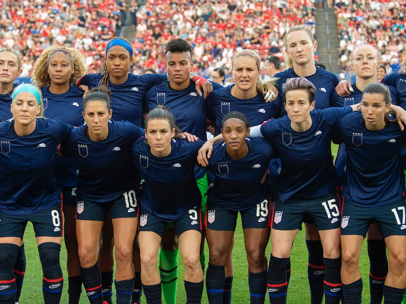 USWNT suffers setback in equal pay lawsuit against USSF