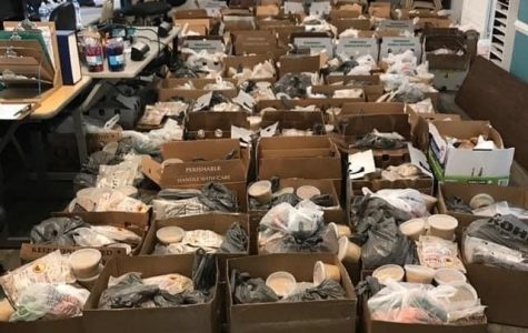 Using grant money they received from the non-profit organization Pebble Tossers, Chad ('20) and David ('22) DeWitt supplied families in Clarkston with food boxes. The at-risk community faced a mandatory quarantine period after being tested for COVID-19, and they struggled to feed their families.