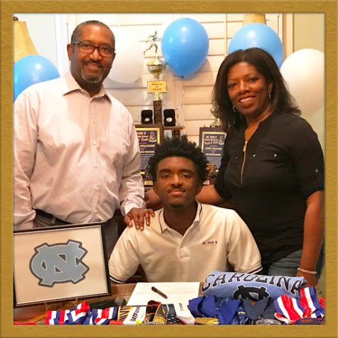 Jared Williams (track) - University of North Carolina at Chapel Hill