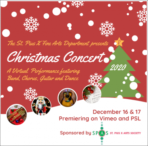 Dance, music programs collaborate for virtual Christmas Concert