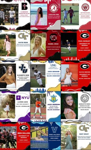 Senior creates Instagram account to spotlight classmates' college decisions