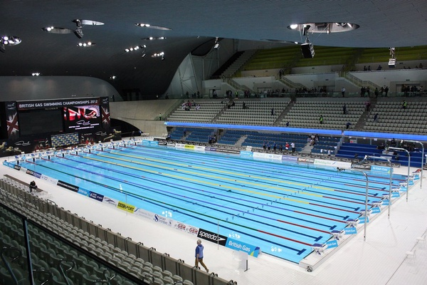 Taking inspiration from the 2012 Olympic swimming pool in London, the St. Pius X facility will feature cutting edge technology and top-notch amenities.