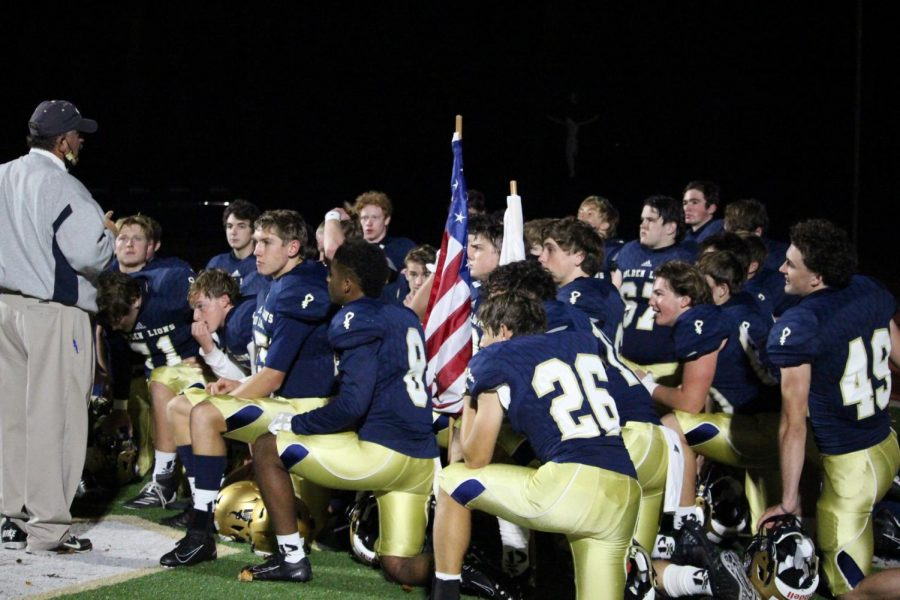 New battalion system promotes leadership, responsibility within football program
