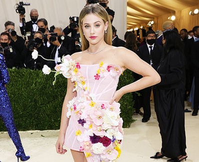 Met Gala invitees strut their unique outfits